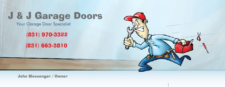 J J Garage Doors Web Links Salinas Ca